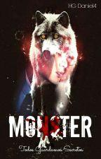 Monster ∆ Chanyeol by HGDaniel4