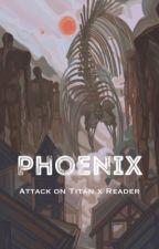 Attack on Titan x reader by Alyeska221