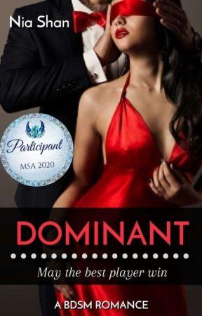 DOMINANT (BDSM)✔ by shanibhani