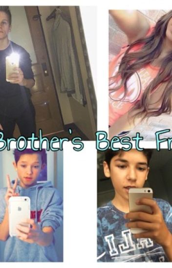 My Brothers Best Friend a Jacob Sartorius, Mario Selman Mark Thomas Fanfiction