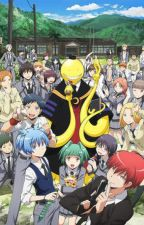 Assassination Classroom Reader Insert by kauaigirl99