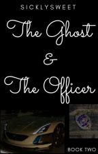The Ghost & The Officer by -SicklySweet-