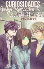 Curiosidades Junjou Romantica Y Sekaiichi Hatsukoi by Rinsouske320