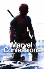 ✍  Marvel Confessions ✍ by boobcanan-barnes