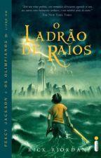 Percy Jackson e o Ladrão de Raios  by FranSunHee