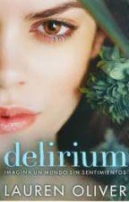 Delirium - Lauren Oliver by leslie0907
