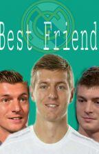 My Best Friend - Toni Kroos by Chiny08