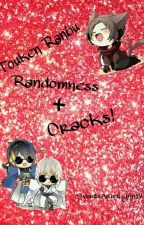 Touken Ranbu Randomness + Cracks! by EvartsArielLynn14