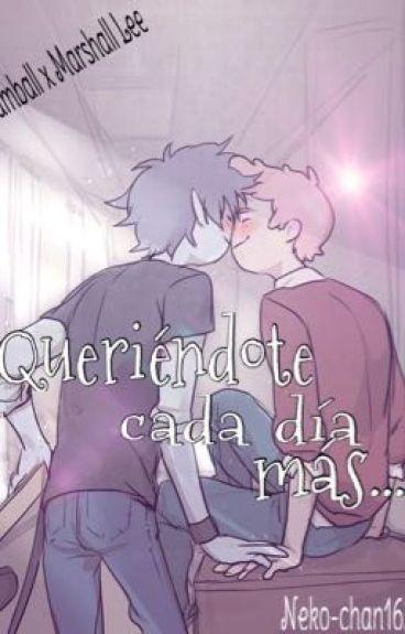 """""""Queriéndote cada día más."""" ❤️"""