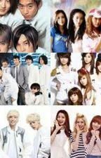 Biodata, Fakta Boyband & Girlband Korea by kwonyon