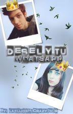 ~DeSel y Tú:WhatsApp~ by LaFujoshiCrazy7w7r