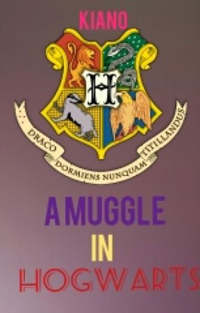 A Muggle In Hogwarts (Harry Potter Fanfic) - Chapter 1: Katelyn