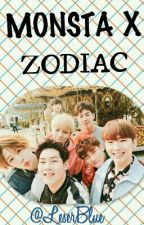 MONSTA X | ZODIAC  by LeserBlue