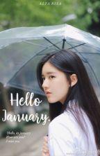 TY[1]: Hello January ✔ by initehaya