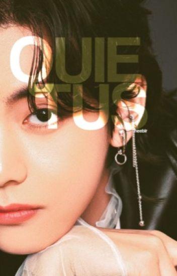 quietus ➣ taehyung