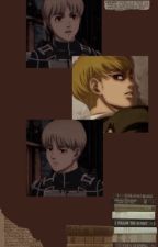 Two Different Sides: One Side 'Armin x reader' by Authorchan_