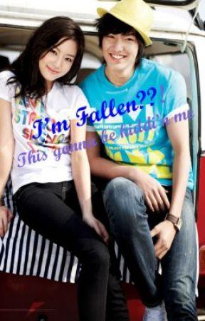 I'm Fallen??! by PrincessDePadua