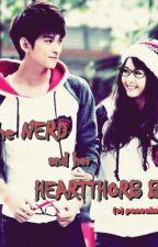 The Nerd and her Heartthrob Boy by looooooooooggggg