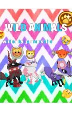 Wild Animals - an Animal Jam Smut by jammers4life