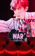 War ⚔️ Chanyeol Seulgi ✔️ by panwink