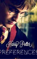 Harry Potter Preferences by proudslytherdor