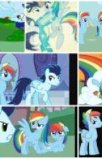 Rainbow Blitz VS Soarin by Pj_lol_cute