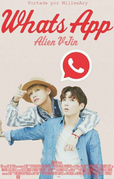 WhatsApp-VKook [Humor]