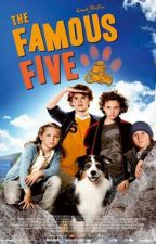 Famous Five Returns by jahnavi_singh