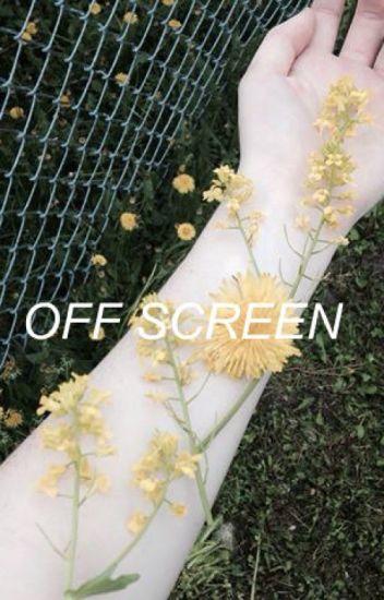 OFF SCREEN || MATTHEW DADDARIO
