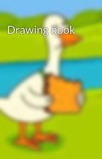 Drawing book by blueisnotonfire