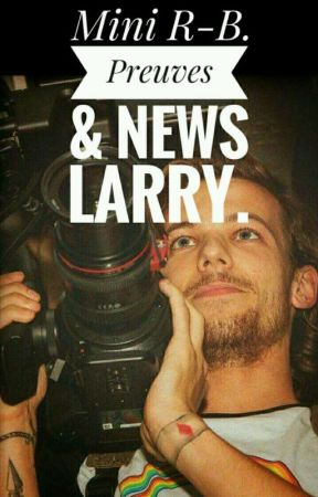 Mini Rant-Book. Preuves & News Larry + One Direction. by CadourLSO
