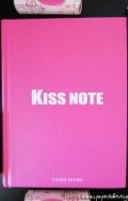 /Дууссан/ Kiss note pt 2~ by Guulituya