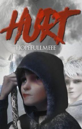 Hurt.  (Jack Frost's bullied story) (Jackunzel high school) by hopefullmeee