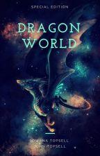 Dragon World by RowenaTopsell