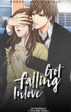 Got Falling In Love ( COMPLETED ) by tricialiciouz