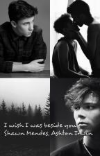I wish I was beside you                           Shawn Mendes~Ashton Irwin by crazy_hearts_