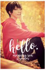 Hello.【 Osomatsu-San x Reader 】 by McWhoreDick