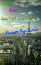 School Days : Life of a Student (COMPLETE) by pointlessrainbow