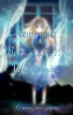 Remember Me.............Wadanohara by anime_ghost_girl565
