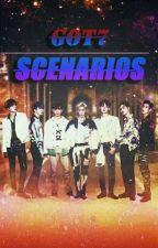 GOT7 SCENARIOS by ChanieBlue