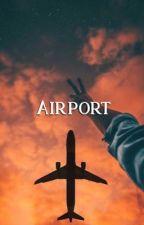 Airport » Chandler Riggs by Wanheda_Walker