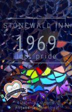 Stonewall Inn. 1969.  by Estudio_N6