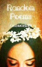 Random Poems by genericanimefan