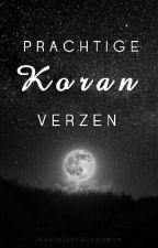 Prachtige Koran verzen by SchrijfsterLoubna