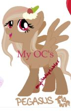 My OC Book by Rainbow_Tomato