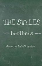 The Styles Brothers by latesunrise
