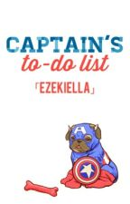 captain's to-do list ✏️ texting by Ezekiella