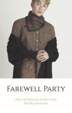 farewell party | verkwan | hiatus by ultralights