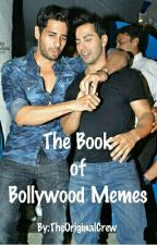 The Book Of Bollywood Memes by __Bollylove__