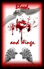 Blood, Love, and Wings. by Francois2096